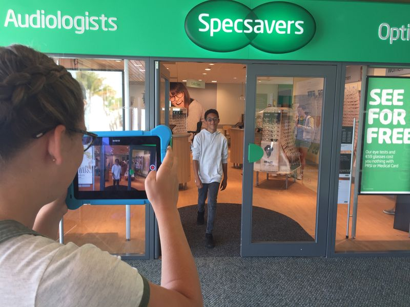 Specsavers x Ideas Foundation