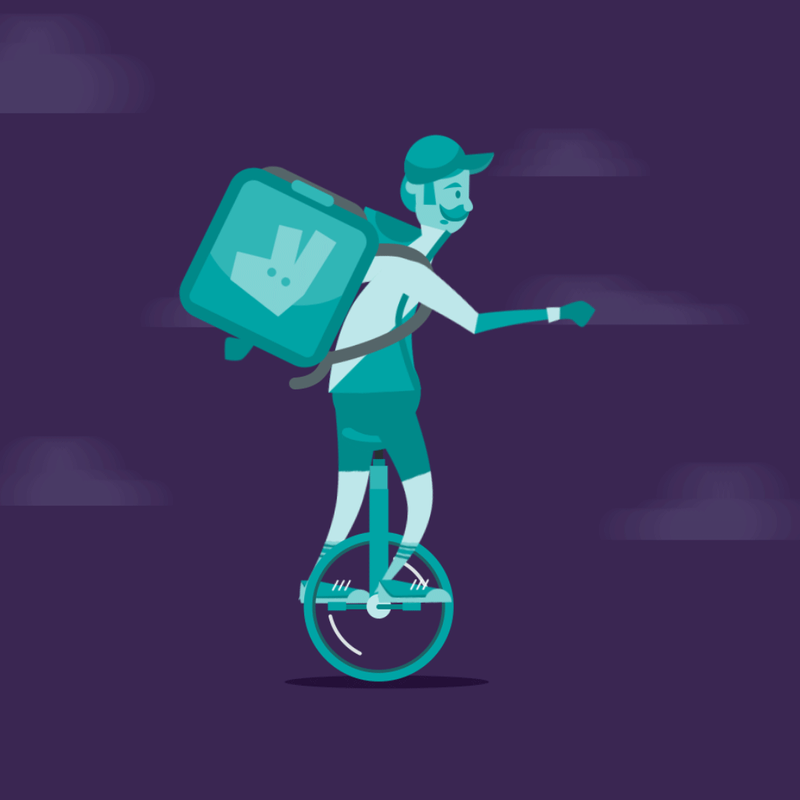 Deliveroo – Express Delivery