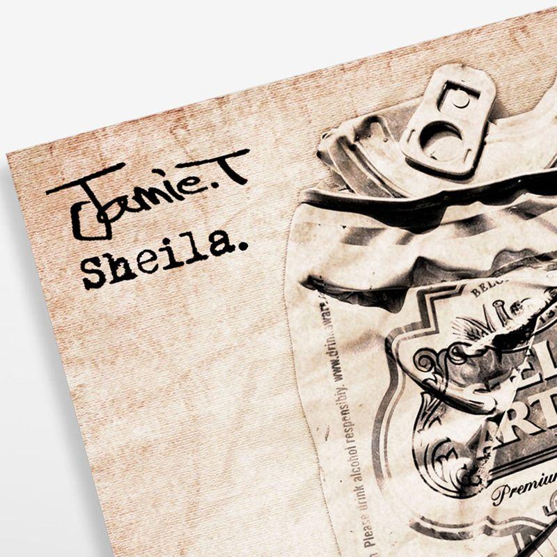Jamie T – Sheila