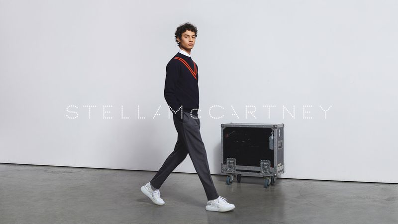 Stella McCartney Menswear AW18 Lookbook