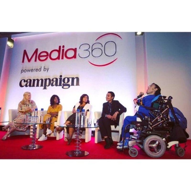 17 May 2018 – Media 360 Panel