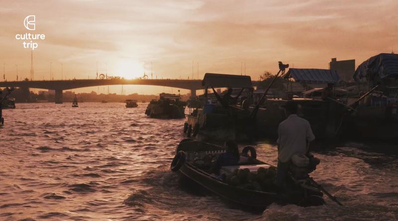 On The Waterways: Mekong Delta