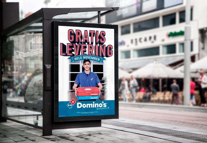 Domino's Pizza - Free Delivery