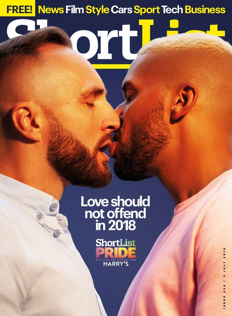 Shortlist Magazine - Pride issue
