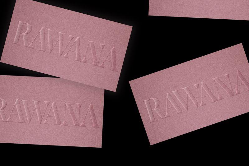 Rawana Hotel branding