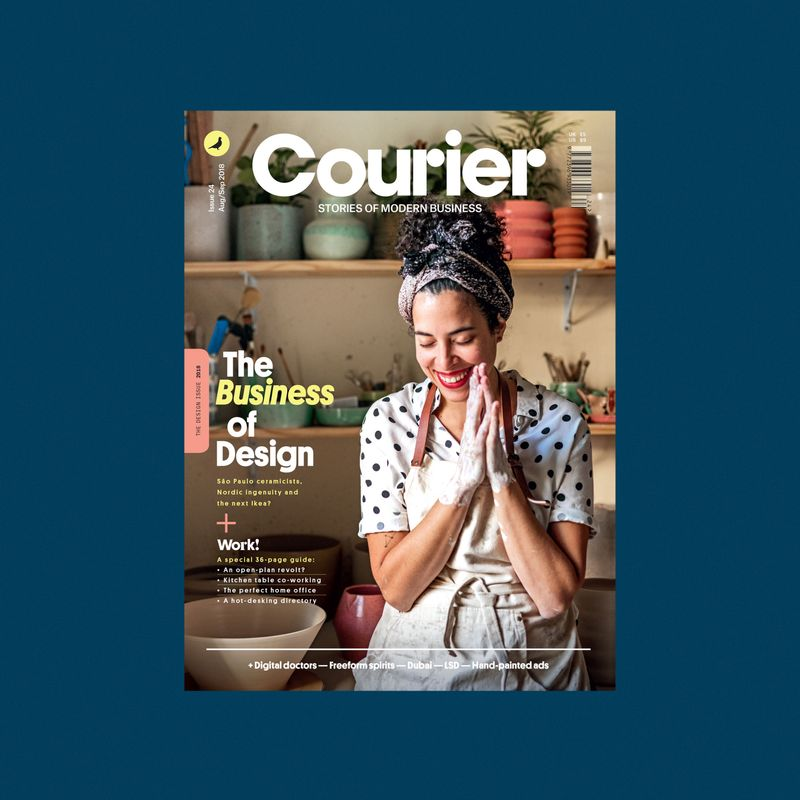 Courier: The Design Issue