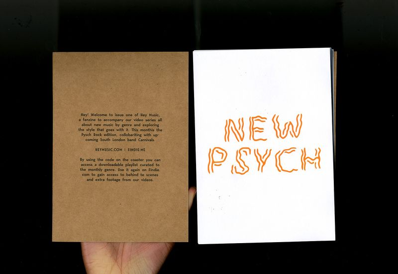 Hey Music : New Psych