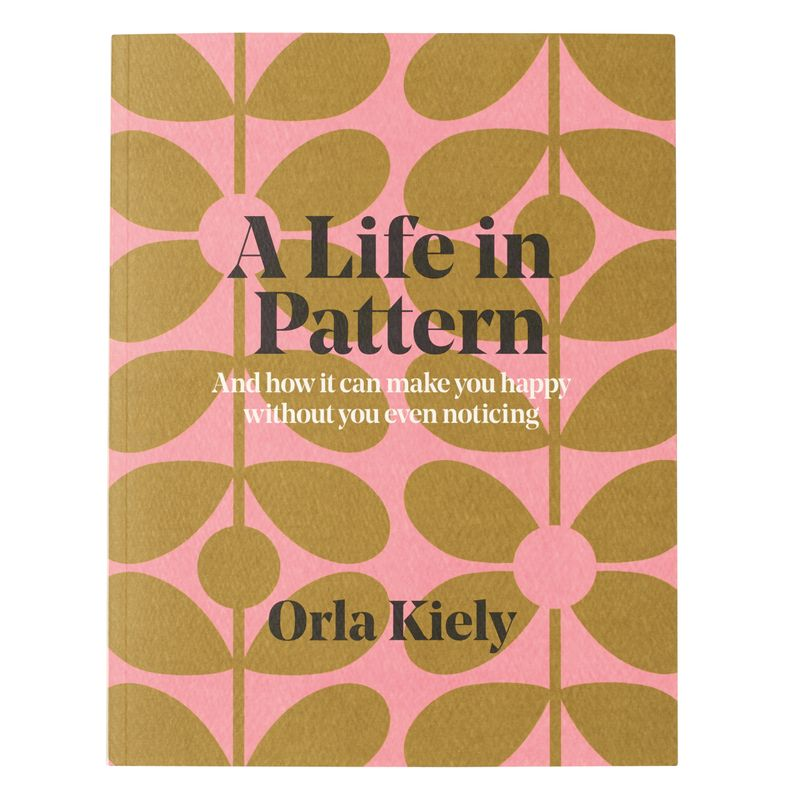Orla Kiely A Life in Pattern Book