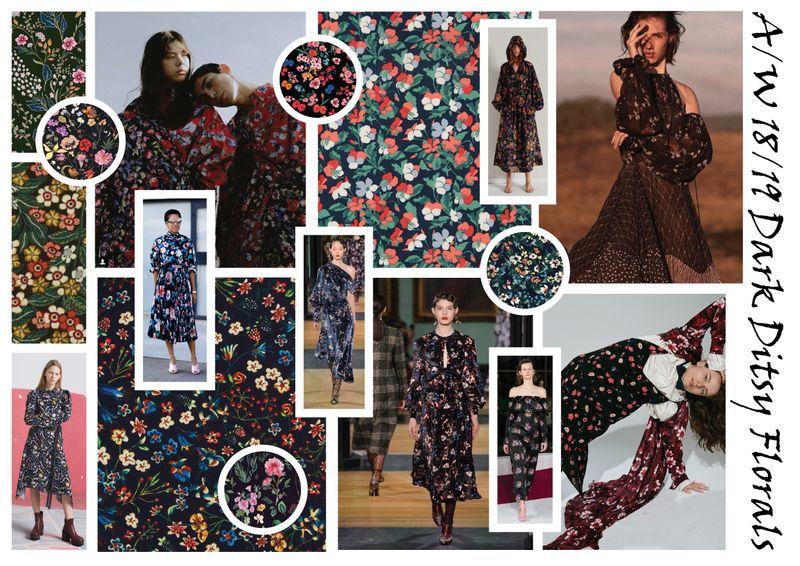 Womenswear trends A/W18/19 & S/S19