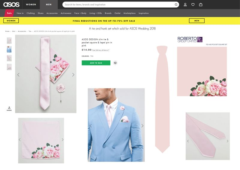 Prints sold to River Island, ASOS and New Look