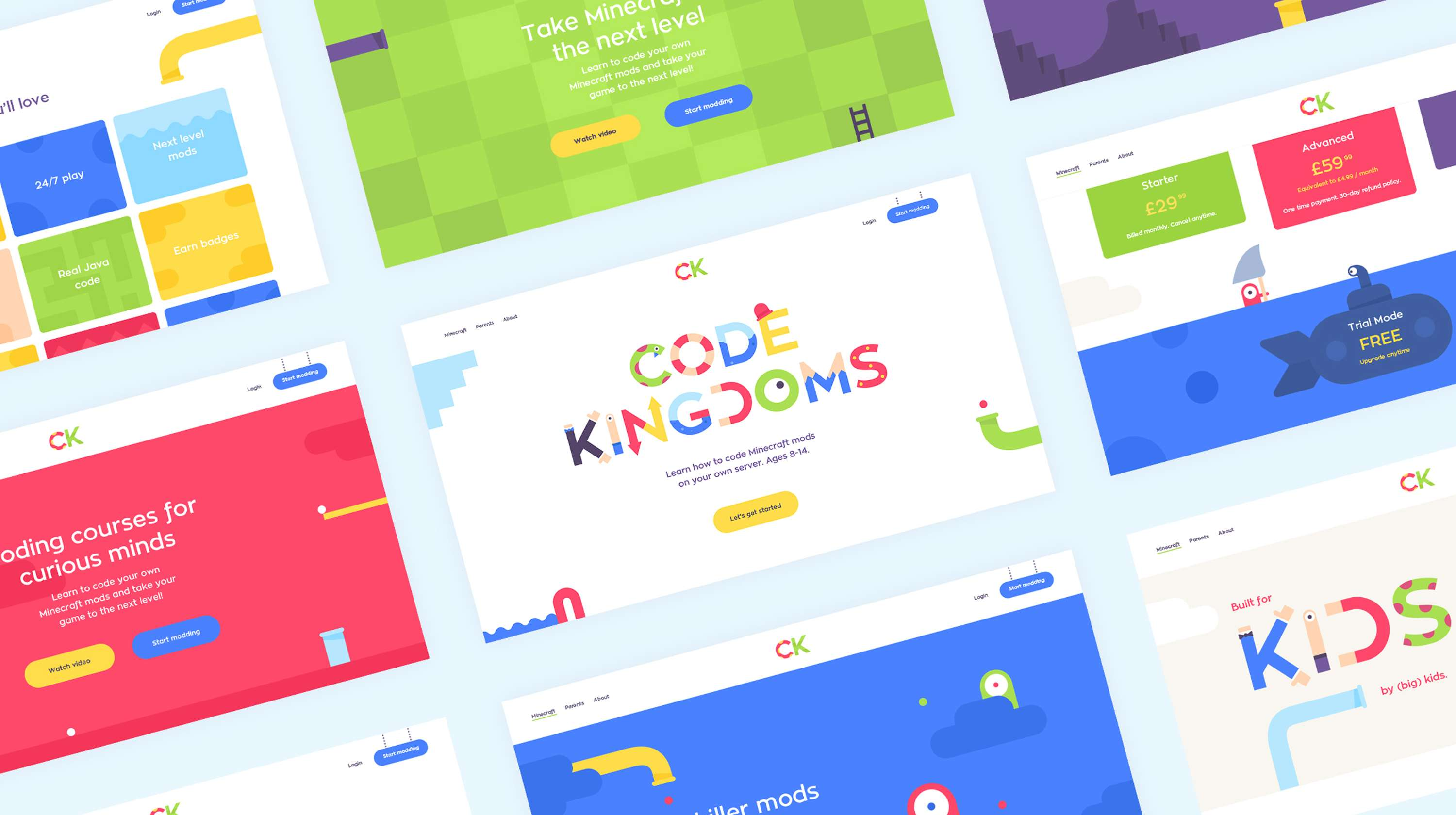 Code Kingdoms | The Dots