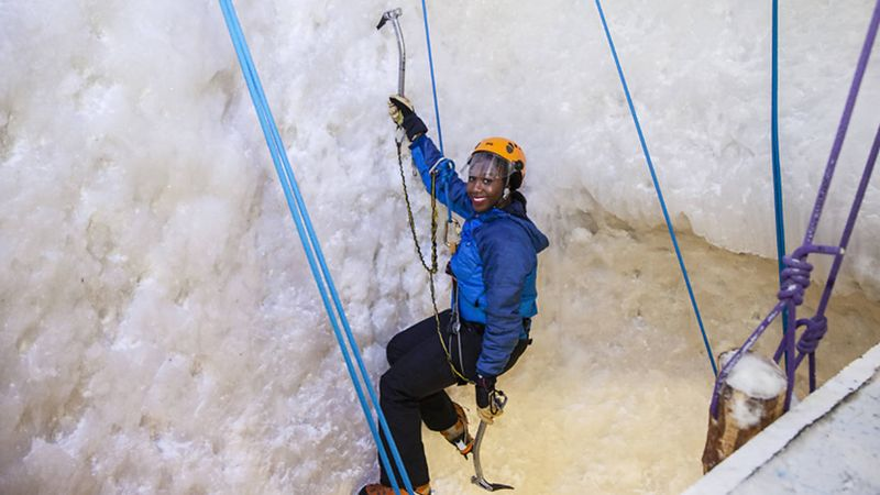 Time Out (Aug 2017) – Did you know you can go ice climbing in London? We give it a go