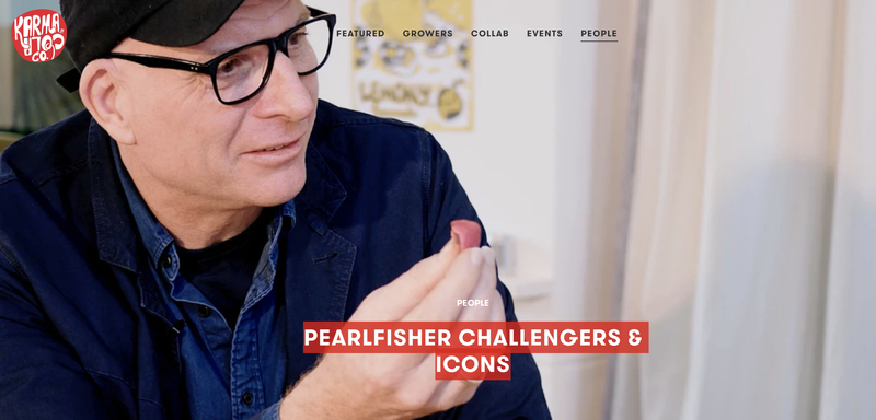 PEARLFISHER CHALLENGERS & ICONS