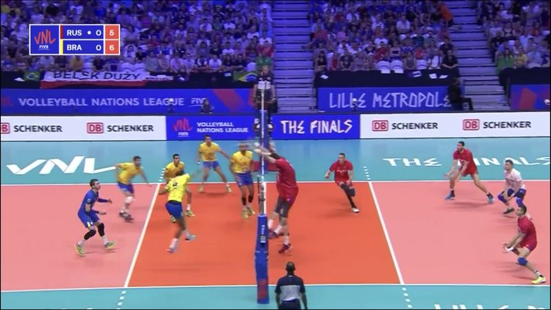 FIVB Volleyball Nations League 2018