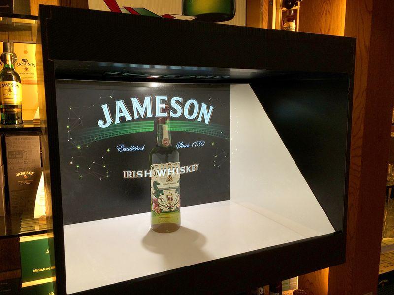 Jameson new bottle launches