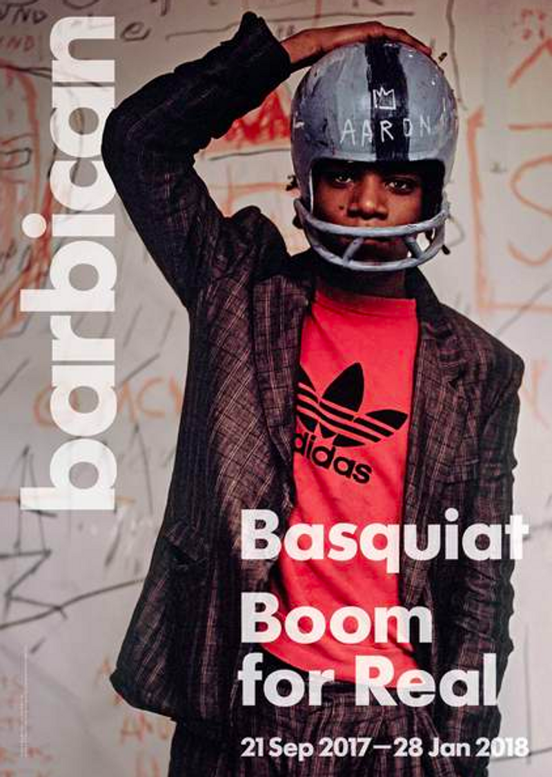 Barbican: Basquiat Boom For Real