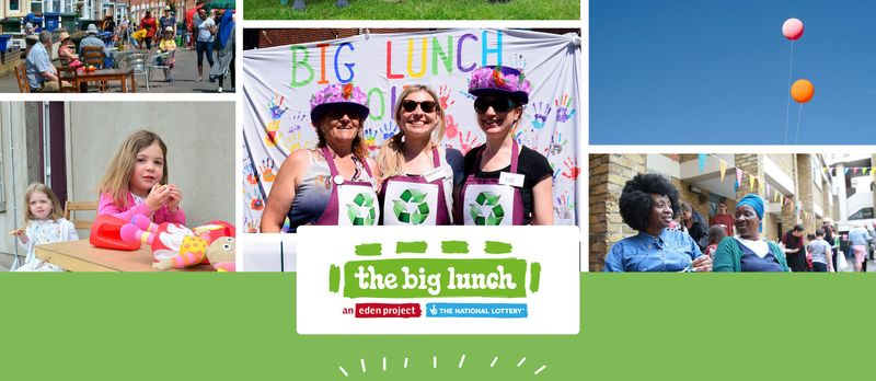Patchwork partners with The Big Lunch