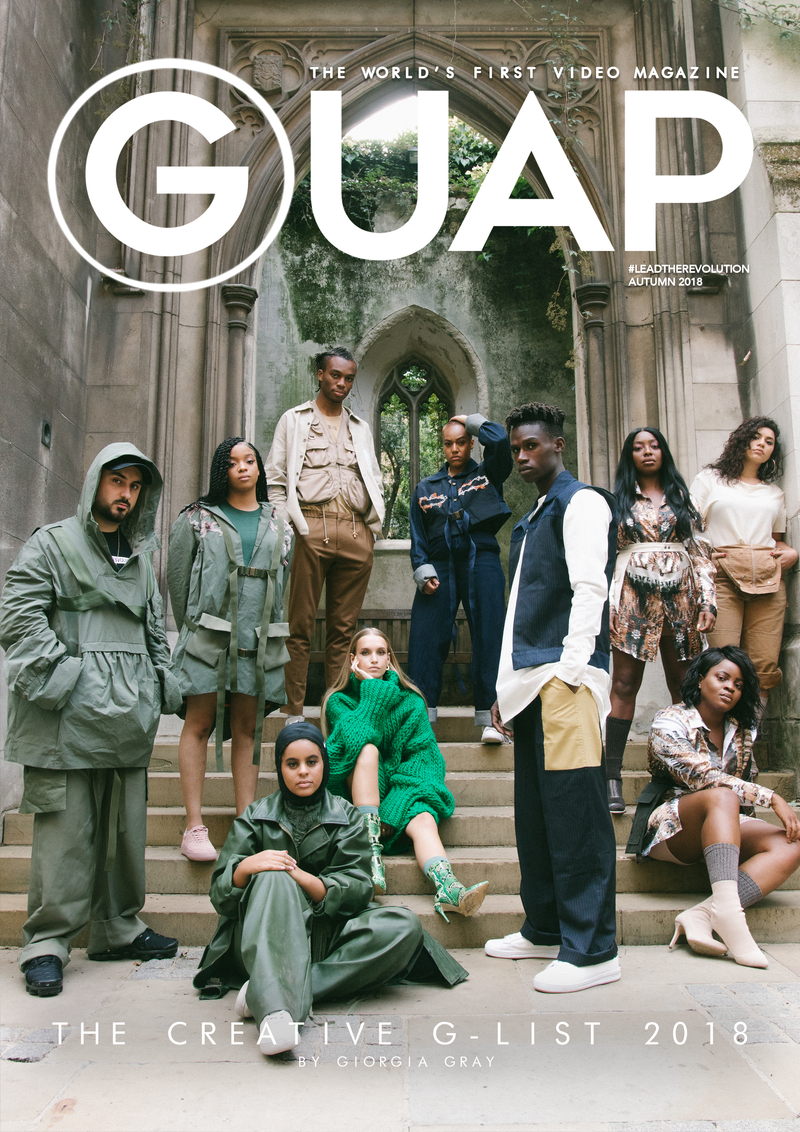 GUAP Magazine Issue 13 - Lead The Revolution Edition