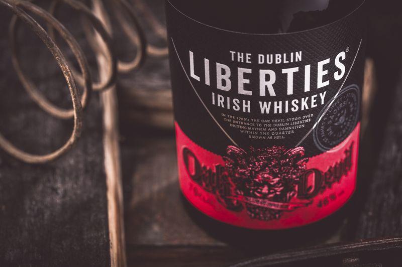 The Dublin Liberties brand activation