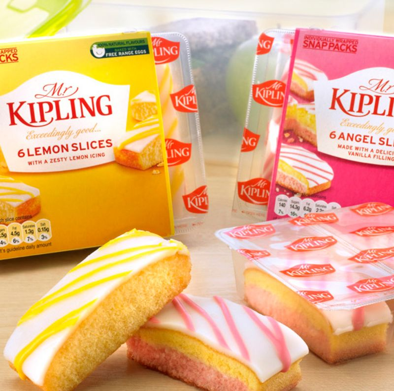 Mr Kipling 'Make the ordinary special' campaign