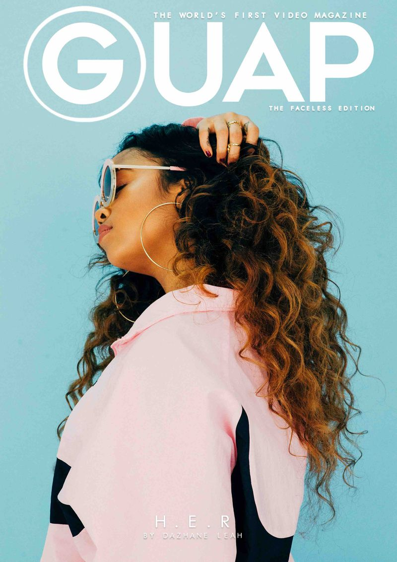 GUAP Magazine Issue 12 - The Faceless Edition