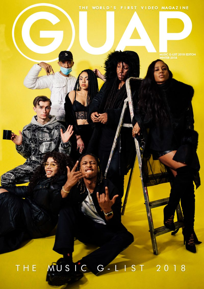 GUAP Issue 11 - The Music G-List 2018