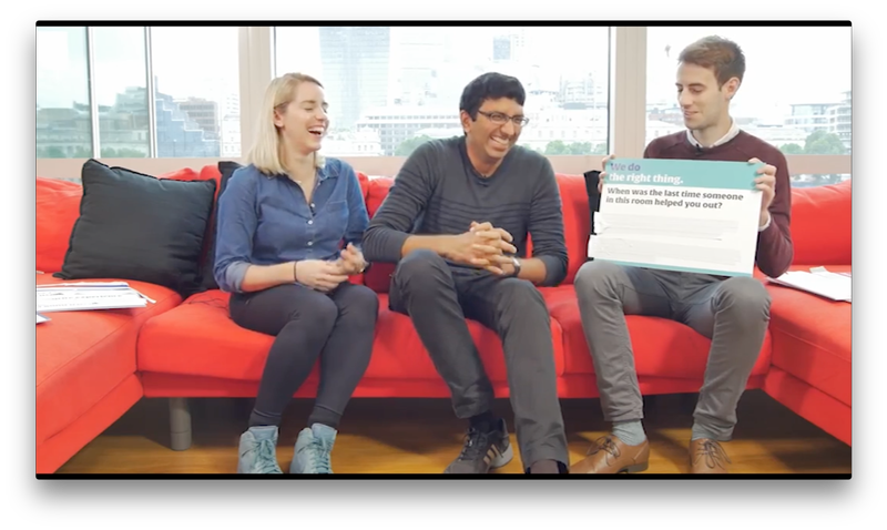 Zopa on the sofa: How to be a better friend