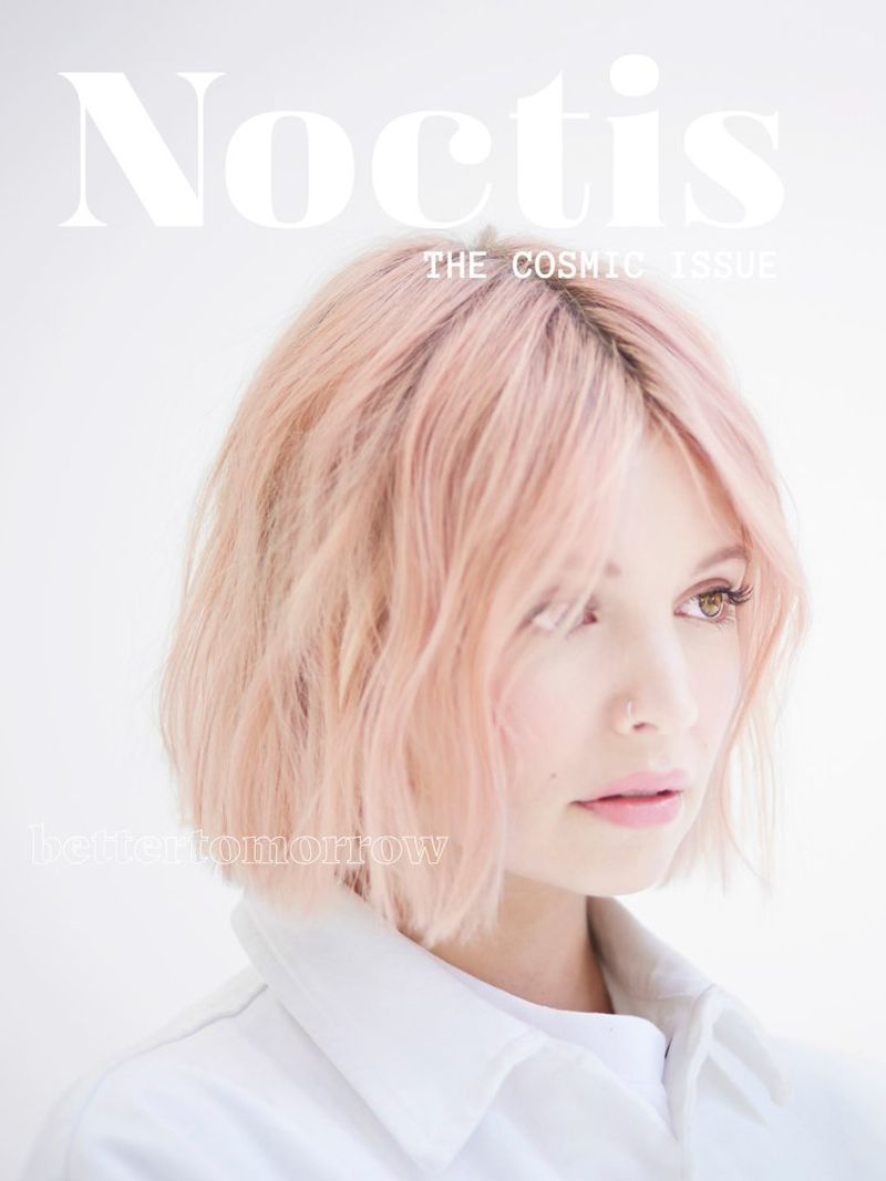 B.Traits for NOCTIS MAGAZINE