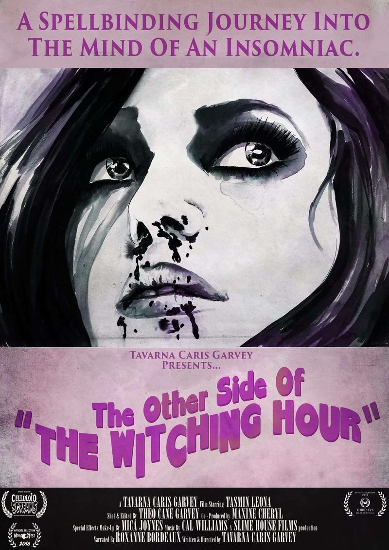 Film Poster- The Other Side Of The Witching Hour