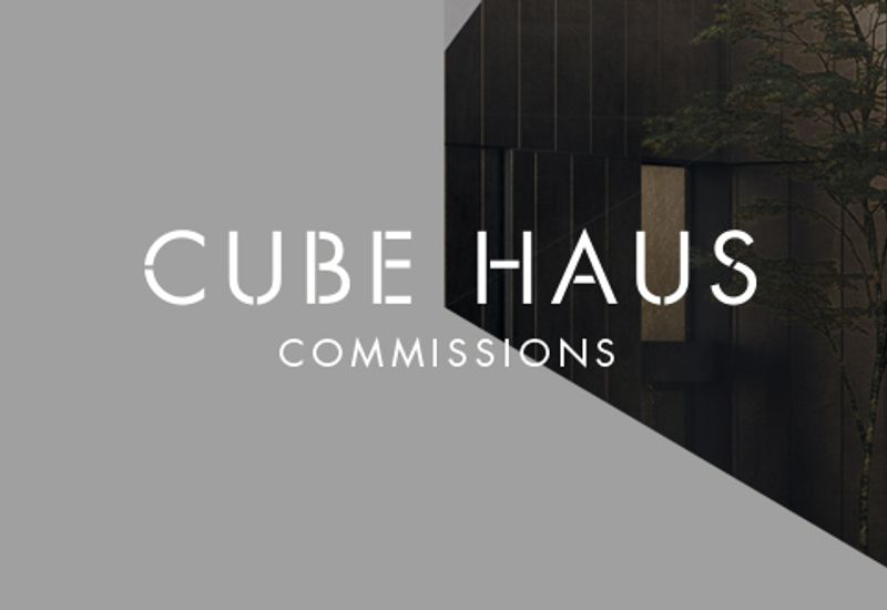 Cube Haus Commissions – Brand Evolution