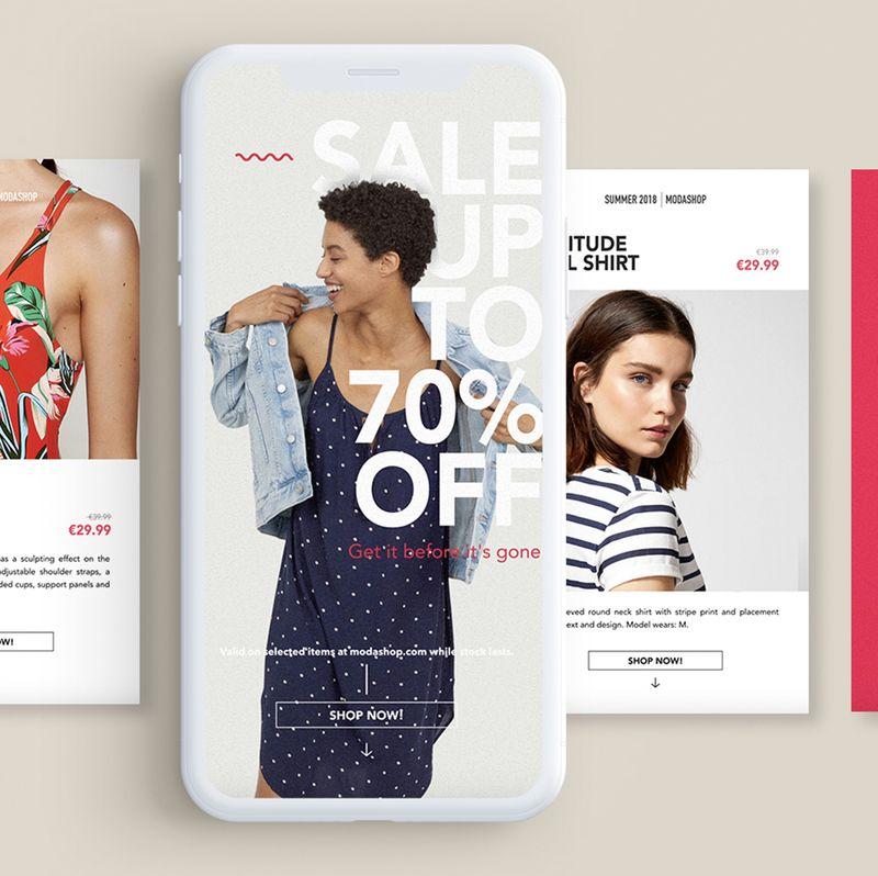 Moda Shop Stories