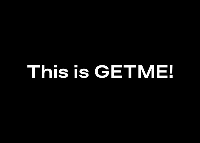 GETME! – informational website for London based electronic music record label.