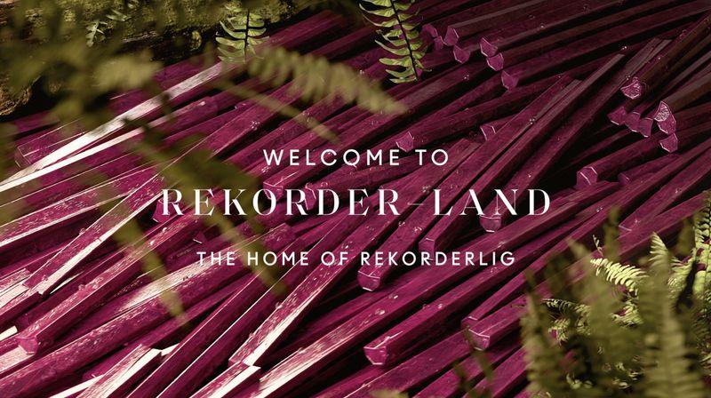 Rekorderlig - Welcome to Rekorder-land