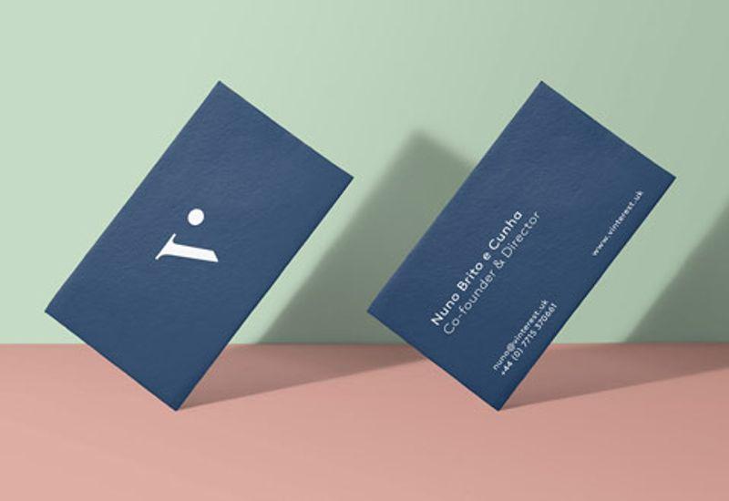 Vinterest – Brand Identity