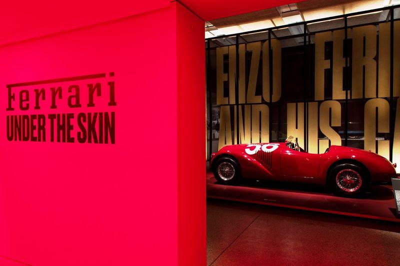 'Ferrari: Under the Skin'