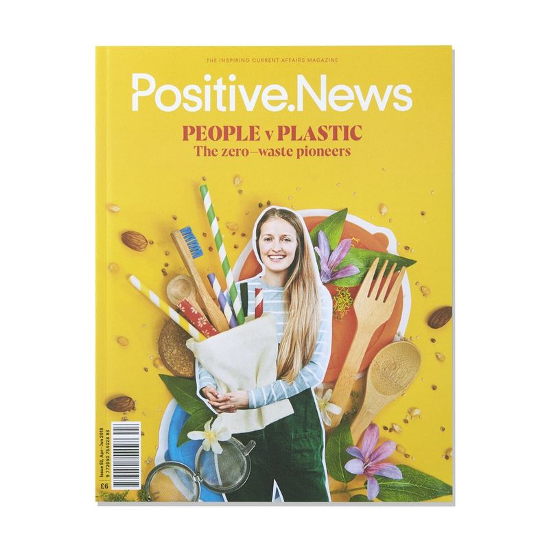 Positive News #93, Apr-Jun 2018