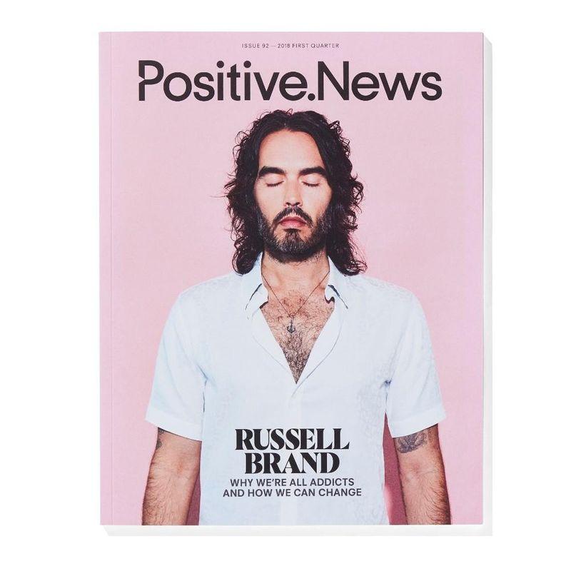 Positive News #92, Jan-Mar 2018