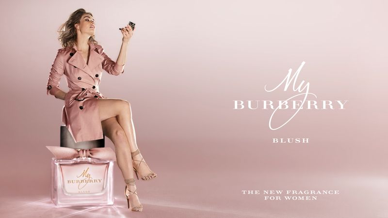 DOOH and POS for Burberry