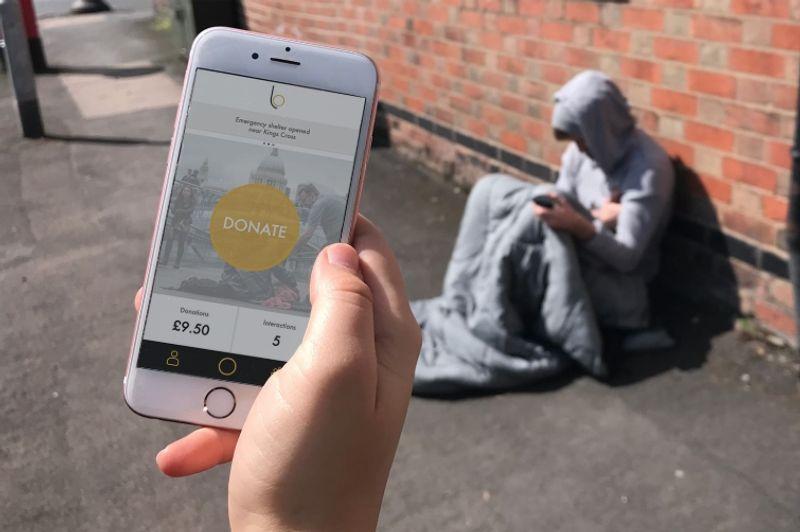 Zetteler: Improving the lives of rough sleepers