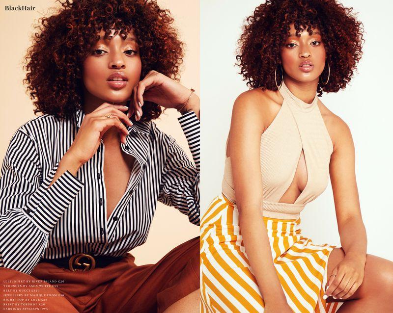 Black Hair Magazine SS18