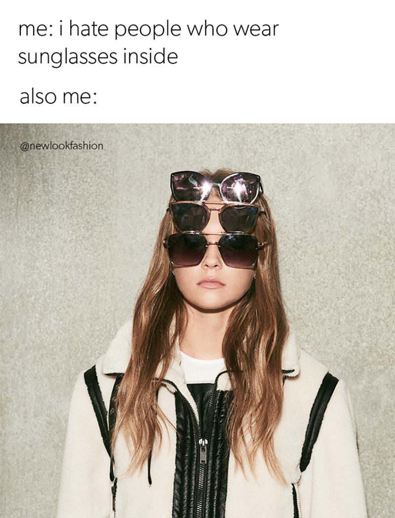 London Fashion Week memes