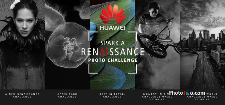 Huawei Spark a Renaissance | The Dots
