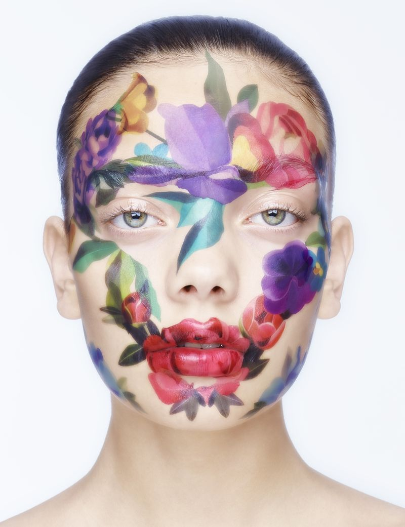 Tattoo Face x Rankin