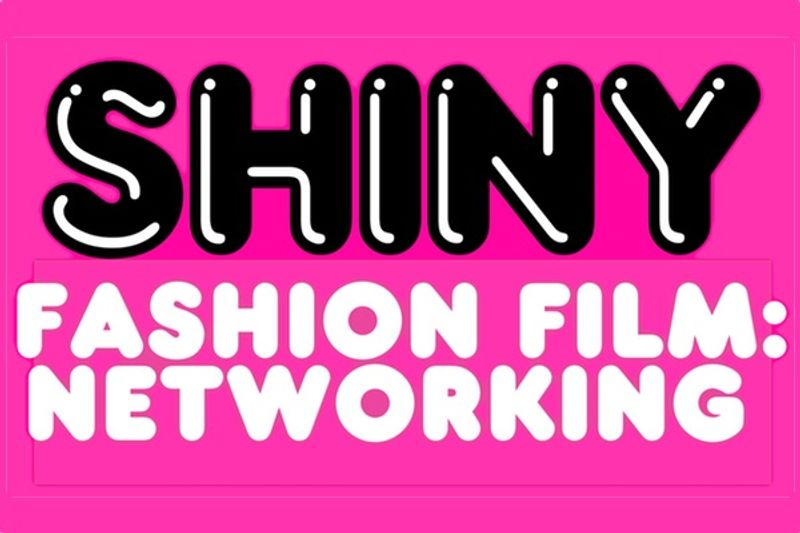 Fashion Film: Networking - final tickets on sale!