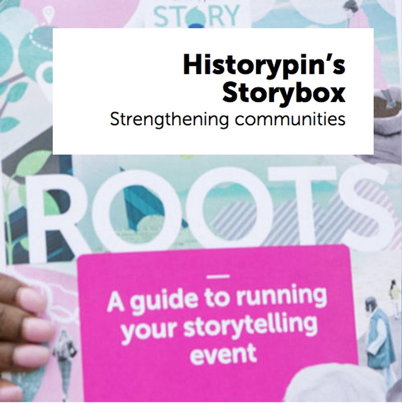 Historypin's Storybox