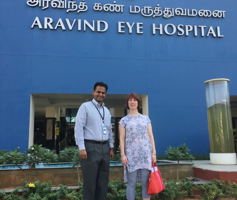 Is Aravind Eyecare the world's finest organisation?