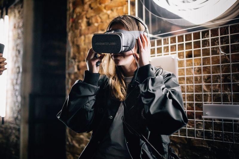 VR Dancefloors: Techno in Berlin, with Google & Boiler Room