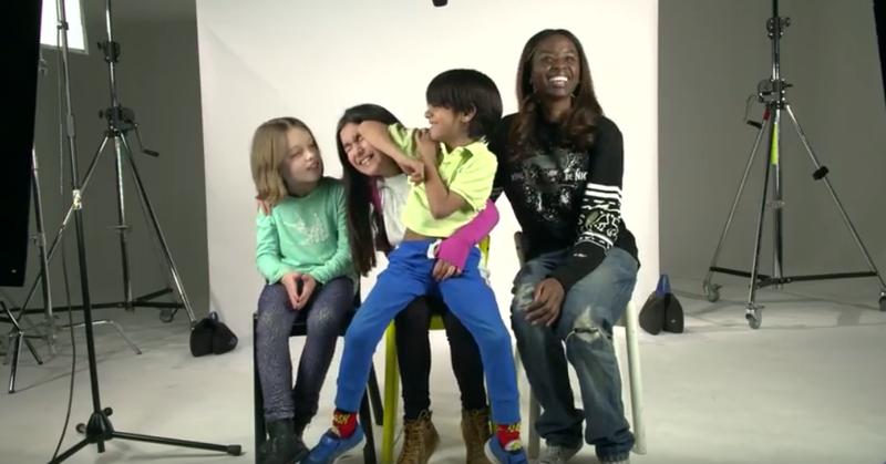Do Children have Unconscious Bias? Diversify World casting