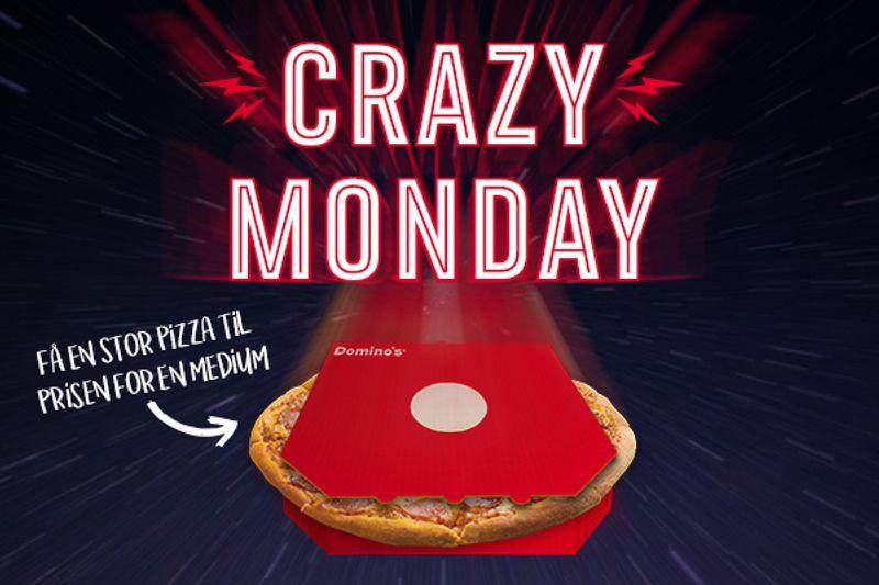 Domino's Pizza - Crazy Monday