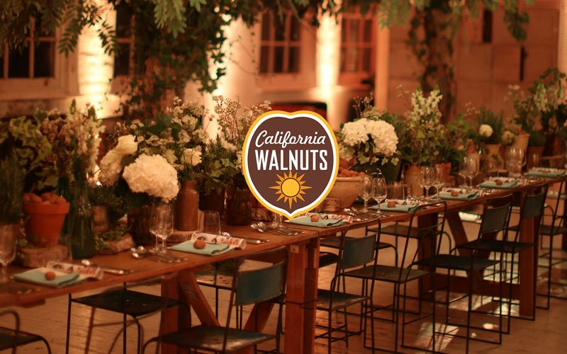 California Walnuts Supper Club